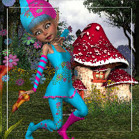 Da - Magic for Mavka Brat Themed Hair Clothing Software DarkAngelGrafics