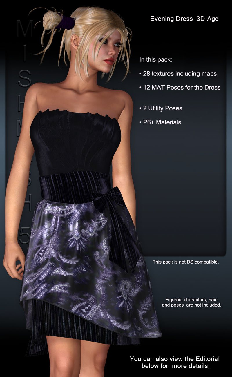 Mishmash V - Evening Dress