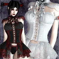 Bewitched for Petit Goth 2 Themed Clothing kaleya