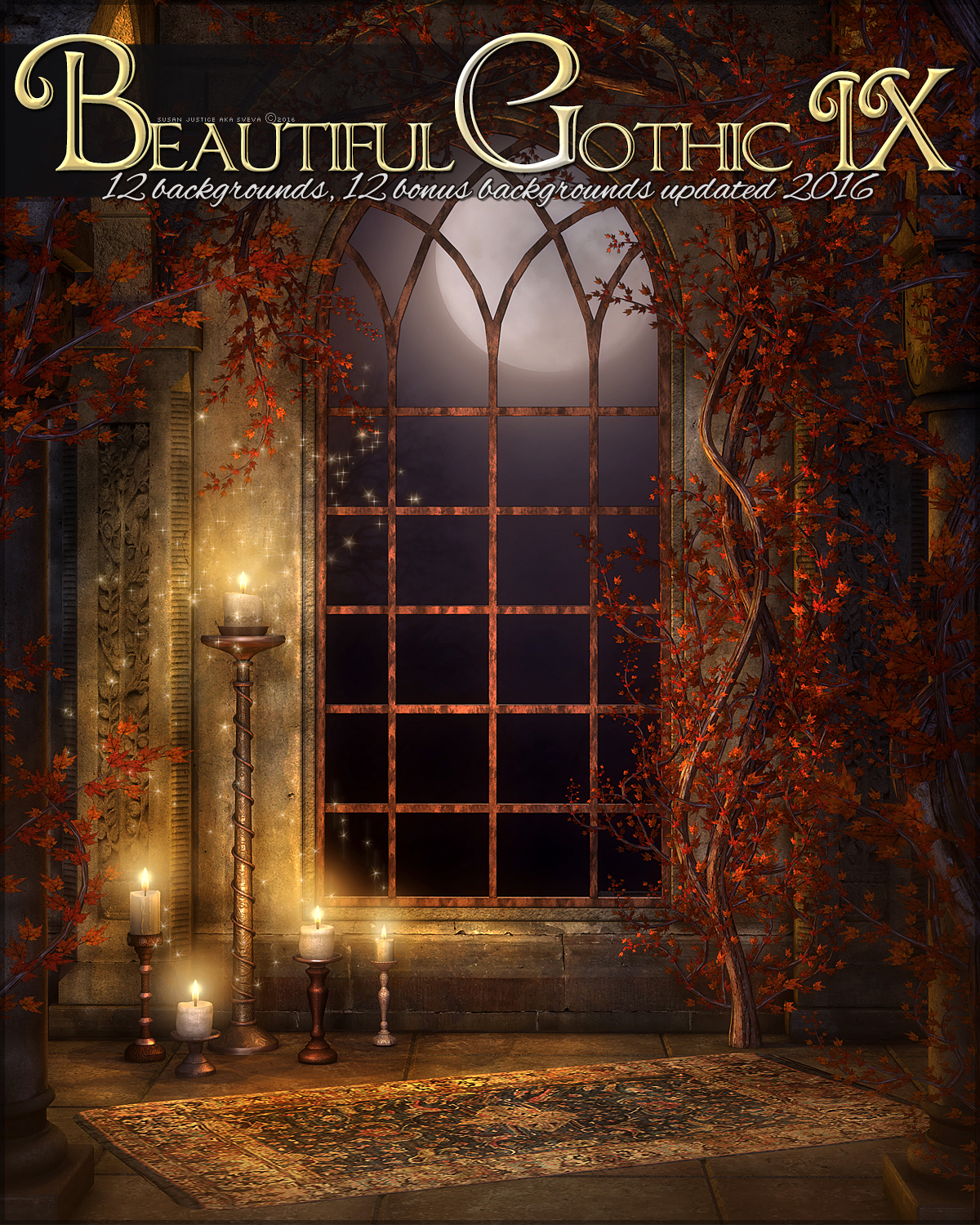 Beautiful Gothic IX: Autumn Lights