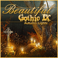 Beautiful Gothic IX: Autumn Lights Themed 2D And/Or Merchant Resources Sveva