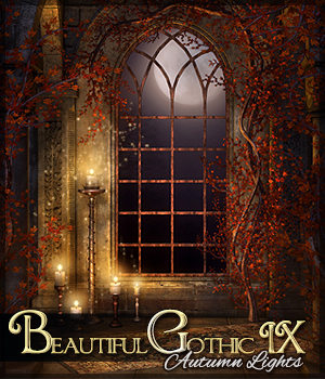 Beautiful Gothic IX: Autumn Lights 2D Graphics Sveva