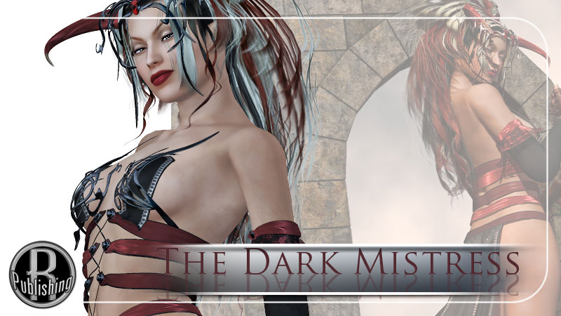 The Dark Mistress Outfit V4,A4,G4,S4