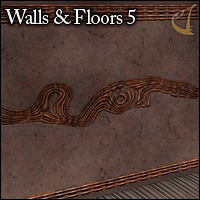 Walls & Floors 5  Deskar