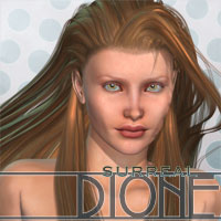 Surreal : Dione Hair surreality