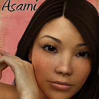 Asami 3D Figure Essentials xilia78