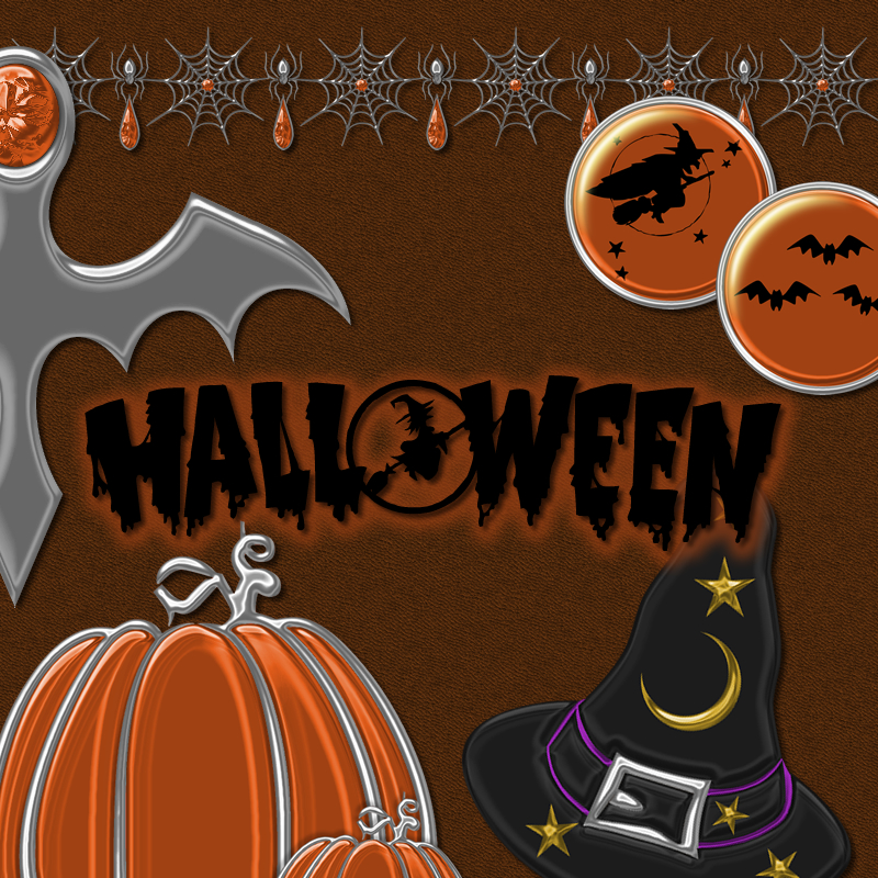 Halloween - Mini Pack