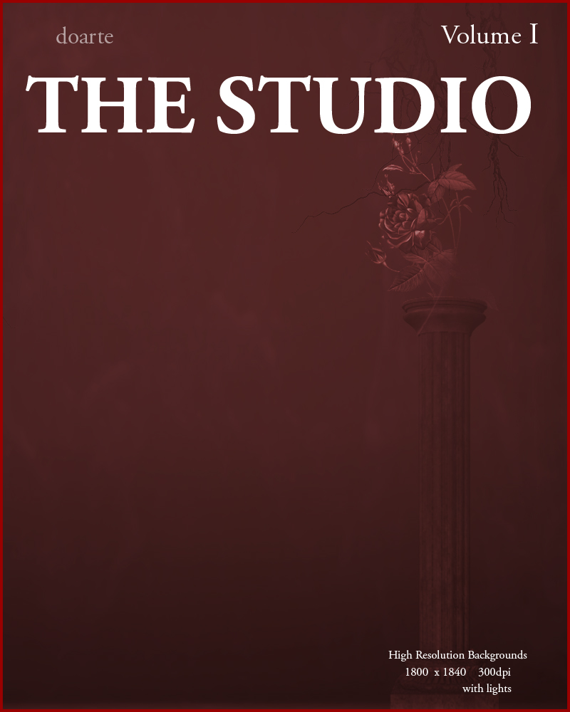 doartes THE STUDIO Volume I