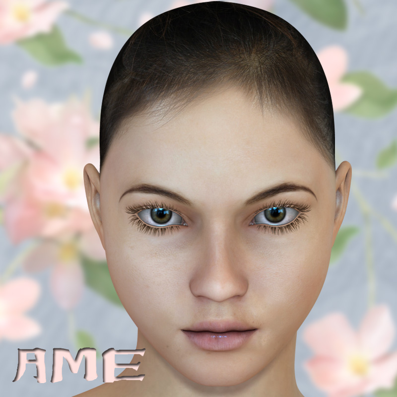 Ame V4 character