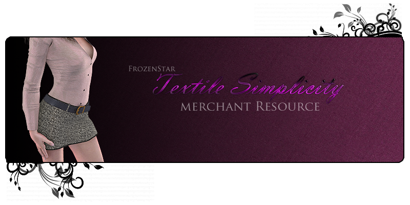 FS Textile Simplicity Merchant Resource