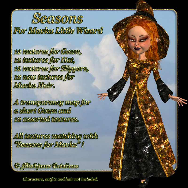 Seasons for Mavka Little Wizard
