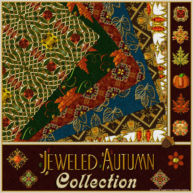Jeweled Autumn Collection
