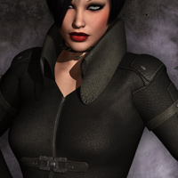 Mortianna's Hollow Sin: Outfit for V4 image 1