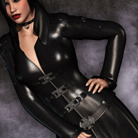 Mortianna's Hollow Sin: Outfit for V4 image 3