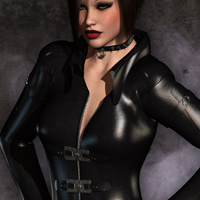 Mortianna's Hollow Sin: Outfit for V4 image 6