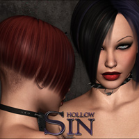 Hollow Sin Hair image 6