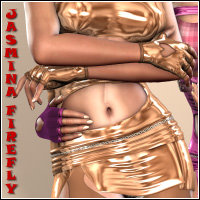 Firefly Dressing Bundle V4.2 /Elite/Aiko4 by jasmina