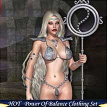 HOT Power Of Balance 3D Models 3D Figure Essentials lululee