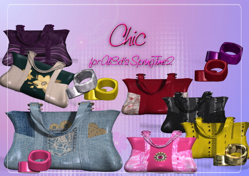 Chic for Al3d's SpringTime2