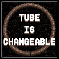 Tube is changeable 3D Models venincomix