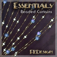 Essentials Vol2 - Beaded Curtains 3D Models fabiana