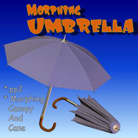 Morphing Umbrella 3D Models pappy411