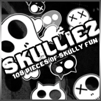 Merchant Resource: Skulliez 2D Graphics Merchant Resources Sveva