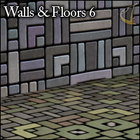 Walls & Floors 6  Deskar