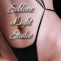 Sublime Studio Lights for Poser Software 3DSublimeProductions