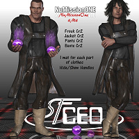 SFCEO NuMissionOne Themed Clothing Karth