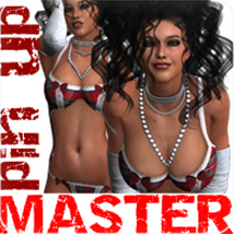 Pin Up Master Themed Poses/Expressions ironman13