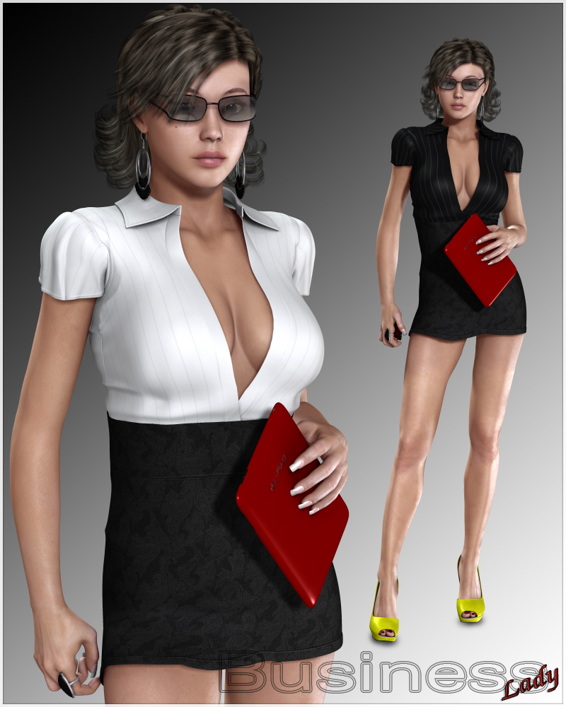 Al3d's BusinessLady