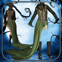 Jacqueline Outfit - Silent Fright V4,A4,G4,S4 image 4