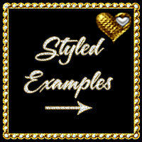 SILVER and GOLD BLING  Layer Styles DUO PACK image 1