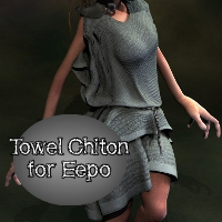 Towel Chiton for Eepo Clothing SickleYield
