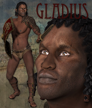 Gladius 3D Figure Essentials Tipol