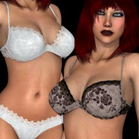 Romance for Slogs Intimates 2 Themed Clothing kaleya