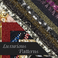 Luxurious Patterns 2D And/Or Merchant Resources Atenais