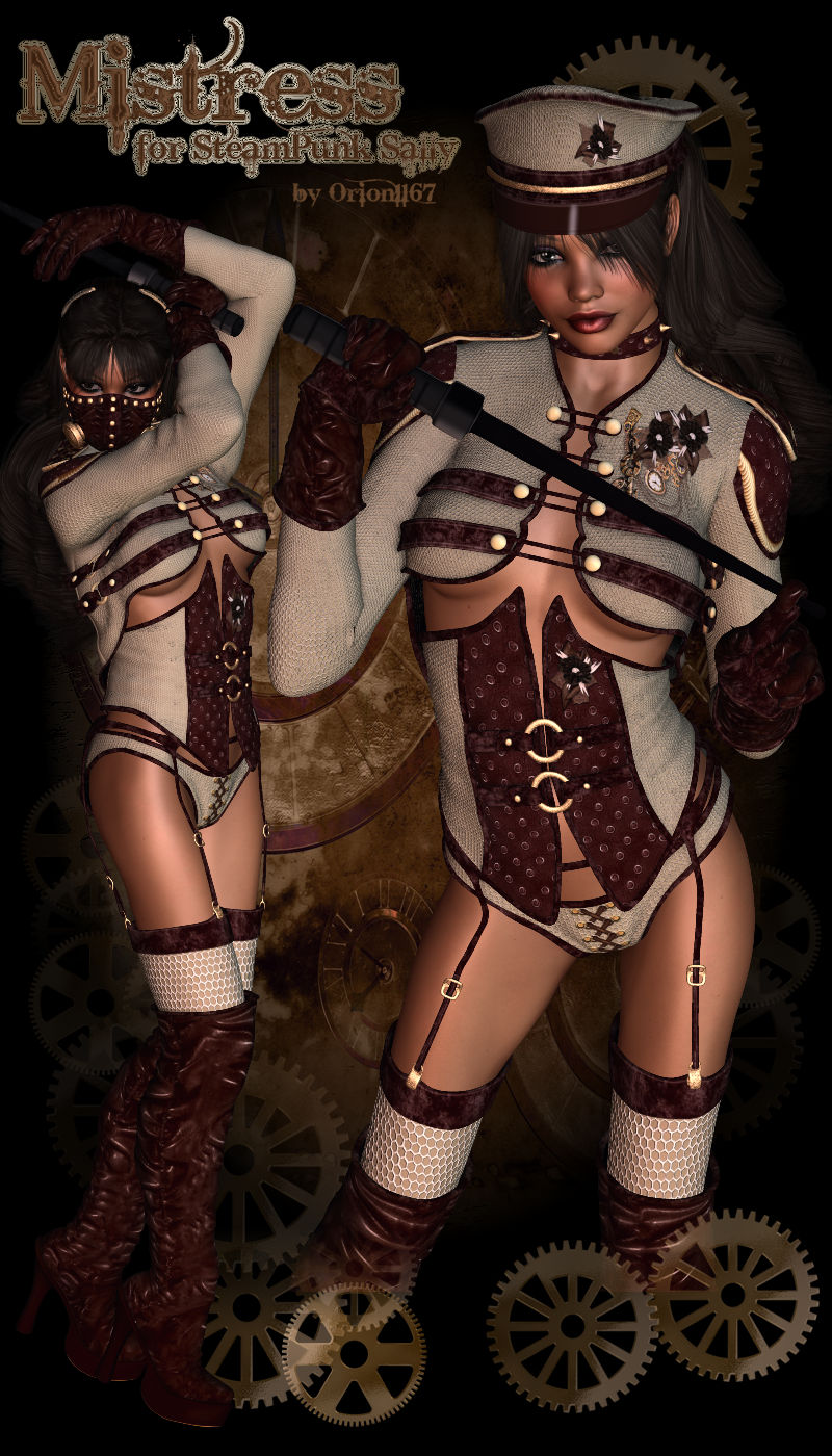 MISTRESS for SteamPunk Sally