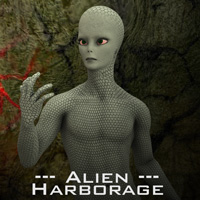 Alien Harborage 3D Models 3D Figure Essentials MatCreator