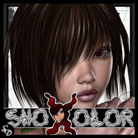 ShoXoloR for De Roca Hair Hair ShoxDesign