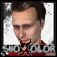 ShoXoloR for Eros Hair Hair ShoxDesign
