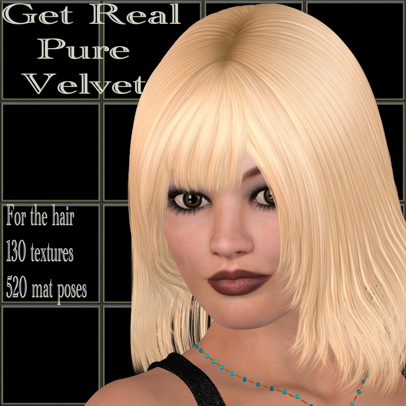 Get Real for Pure Velvet Hair