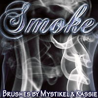 m&K Smoke 2D And/Or Merchant Resources Themed mystikel