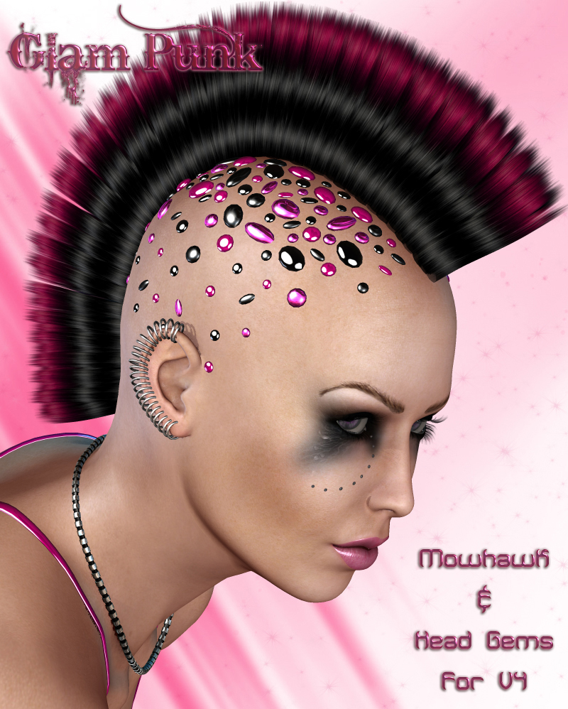 GLAM PUNK for V4