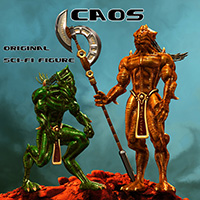 Caos Themed Stand Alone Figures Characters midnight_stories