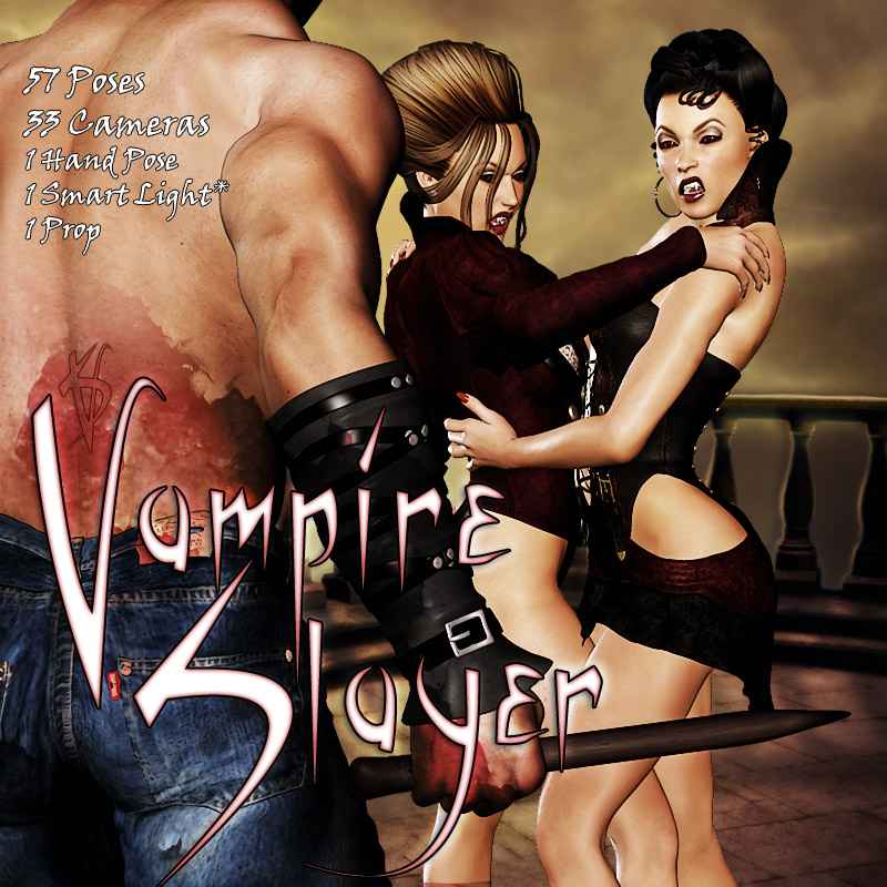 StoryPose - Vampire Slayer