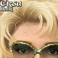 Ersa Hair 3D Figure Assets 3Dream
