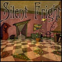 Silent Fright Set 3D Models Sveva