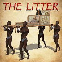 The Litter Poses/Expressions Props/Scenes/Architecture skarland